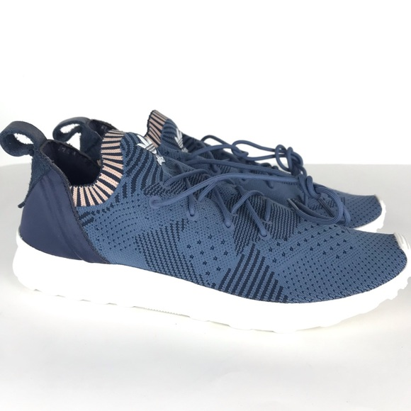 f98146276666d adidas Shoes - Adidas ZX Flux Adv Virtue Pk Primeknit Blue sz 9.5